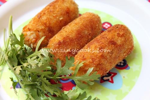 cheesy potato rolls dd