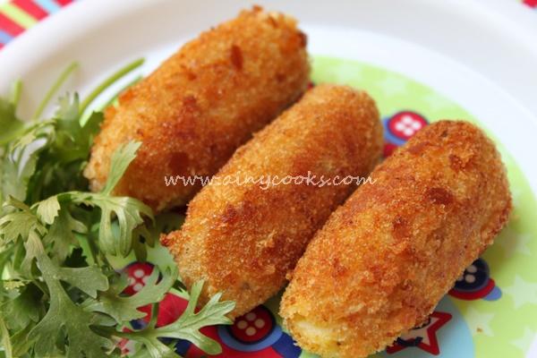 cheesy potato rolls m