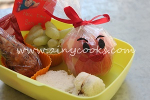 kids lunch box f