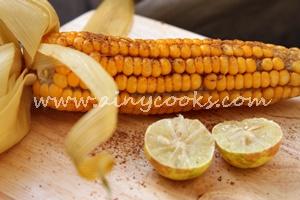 masala corn f