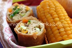 corn rolls up f
