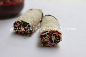 fairy bread roll f