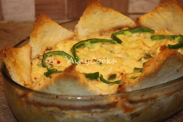 creamy casserole m