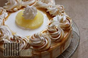 butter scotch cake f