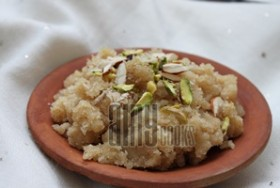POPPY SEEDS AND CHERH HALWA