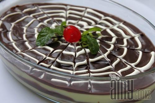 chocolate eclair dessert 1