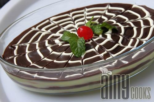 chocolate eclair dessert 2