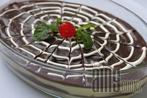 chocolate eclair dessert f