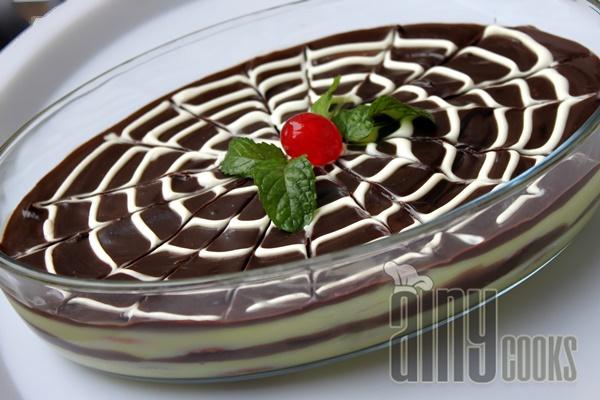 chocolate eclair dessert m
