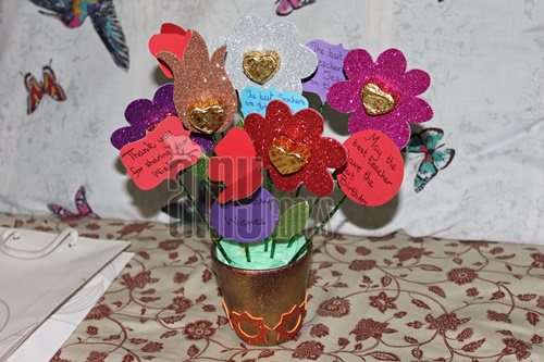 women day fomic flower d3