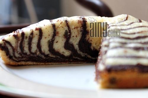 zebra cake d3