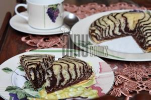zebra cake f