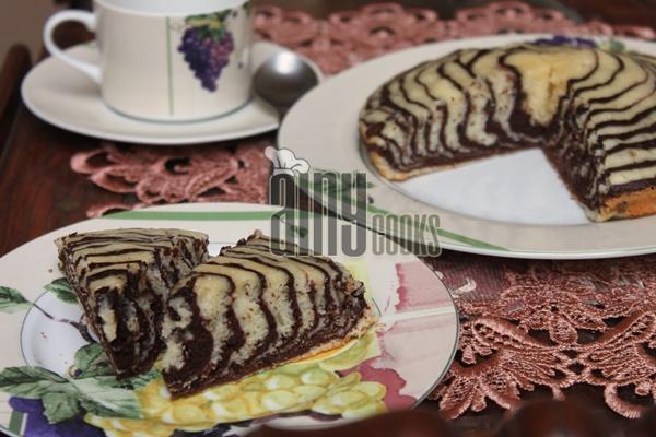 zebra cake m