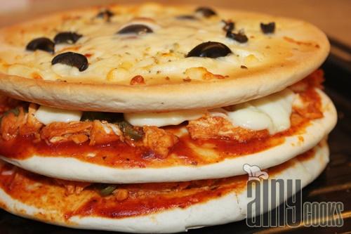 pita pizza cake ddd