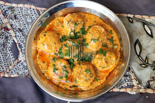 chicken kofta d