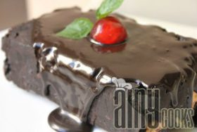 CHOCOLATE COLD CAKE