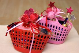 GIVEAWAY BASKETS