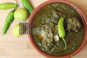 LAHORI MUTTON/ CHICKEN PALAK